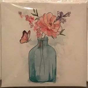Flower Pot Canvas